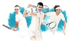 Dominated by Rafael Nadal, Novak Djokovic and Roger Federer for a decade, tennis has never seen an era that rivals the one we're in.