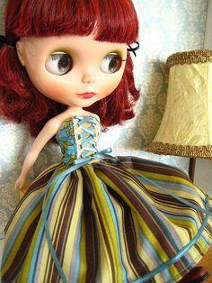 Vintage Style Corset Dress | Flickr : partage de photos !