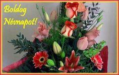 Kapcsolódó kép Name Day, Floral Wreath, Wreaths, Birthday, Plants, Home Decor, Google, Saint Name Day, Floral Crown