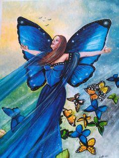 """Vapaus"" (""Freedom"") by Linda Peltola"