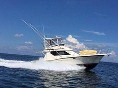 1989 Hatteras Convertible Key Biscayne Florida