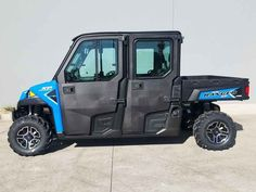 New 2017 Polaris RANGER CREW XP 1000 EPS Northstar HVAC E ATVs For Sale in Arizona. 2017 Polaris RANGER CREW XP 1000 EPS Northstar HVAC Edition Velocity Blue, 2017 Polaris® RANGER CREW® XP 1000 EPS Northstar HVAC Edition Velocity Blue NORTHSTAR HVAC EDITION VELOCITY BLUE <ul> <li> Industry Exclusive Heating and Air Conditioning System in a Gas Powered Utility Vehicle</li></ul><ul> <li> The World's Most Utility Power with the Precision of Class Exclusive Throttle Control Modes</li></ul><ul…