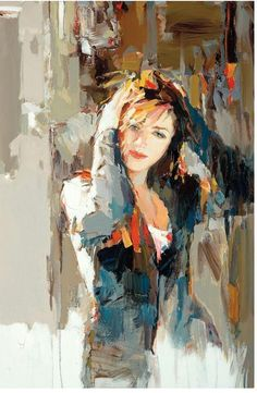Art by Josef Kote Art And Illustration, Figure Painting, Painting & Drawing, Art Inspiration Drawing, Art For Art Sake, Fine Art, Portrait Art, Figurative Art, Female Art
