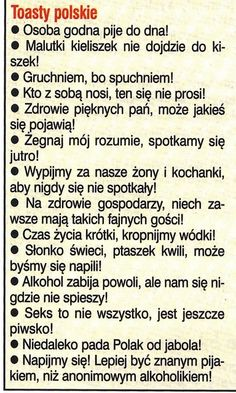 W Twoich aktualnościach w. Learn Polish, Weekend Humor, Funny Stories, Man Humor, Texts, Haha, Funny Quotes, Funny Pictures, Wisdom