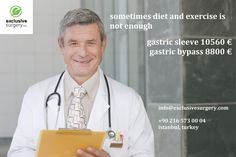 sometimes diet and exercise is not enough gastric sleeve gastric bypass Medical Dental, Enough Is Enough, Surgery, Istanbul, Weight Loss, Exercise, Diet, Motivation, Book