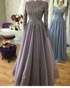 Image may contain one or more people and standing people is part of Hijab prom dress - Image may contain one or more people and people standing Hijab Prom Dress, Muslimah Wedding Dress, Hijab Evening Dress, Nikkah Dress, Kebaya Dress, Hijab Wedding Dresses, Evening Dresses, Prom Dresses, Dress Muslimah