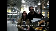 """422 Likes, 16 Comments - theromanreignsempire.com (@_romanreignsempire_) on Instagram: """"I know i look like crap...bad lighting...it was way to warm. I cringe when i see me in the Video,…"""""""