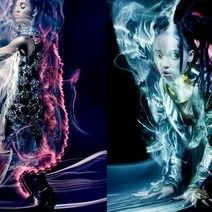 V MAGAZINE   TWIGS IN BLOOM   LE BOOK
