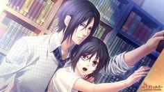 Hijikata Toshizo & Yukimura Chizuru | 薄桜鬼SSL ~sweet school life~ (Hakuouki SSL otome game) #game #otomegame