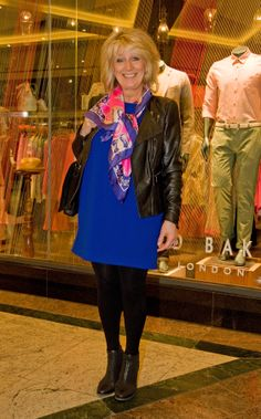 Meet Ann Bickerton who we snapped in the second week of our hunt for a Style Hero. You can see all the entrants and vote now at http://stylehero.intucompetitions.co.uk/traffordcentre - plus you could win a £100 gift card! #stylehero #streetstyle