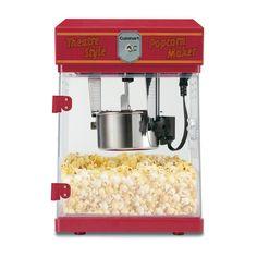 Cuisinart Theatre Style Popcorn Maker   ECS Coffee Inc. - Canada's Single Serve Coffee, Keurig® K-Cup®, Tassimo®, Nespresso®, & Kitchen Store