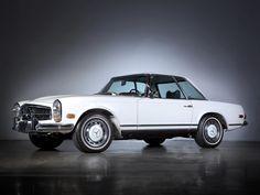 1967–71 Mercedes-Benz 280 SL US-spec (W113)