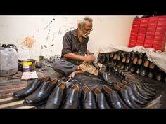 Prima ZOOM SVĚT – Výroba bot v indické Agře - YouTube