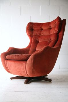 1960s Parker Knoll Statesman Chair