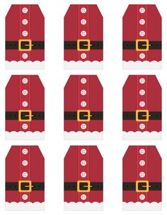 Thecottagemarket elfsuit christmas tag sheetg 2400 3000 pixel free printable santa suit holiday gift tags a gift to you from the cottage market negle Images