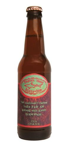Find out why Dogfish Head Sixty One Minute is our favorite beer!