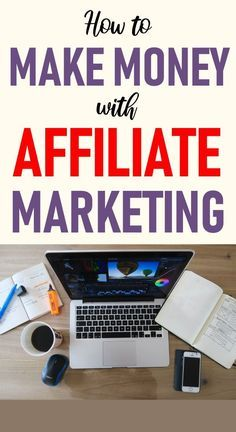 Affiliate marketing is one of the best ways to get started in Internet marketing. I am personally making money with affiliate marketing and recommend affiliate marketing as one of the best ways… Affiliate Marketing, Marketing Program, Marketing Plan, Affiliate Websites, Social Marketing, Media Marketing, Make Money Blogging, Way To Make Money, Make Money Online