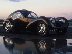 If you are rich, you would probably prefer to drive or be driven around in a Mercedes Benz, BMW or Audi. For the really rich, a Rolls Royce, Bentley or Bugatti would do. Fans of sports cars would alwa Bugatti Type 57, Bugatti Cars, Ferrari, Bugatti Veyron, Bugatti Models, Luxury Sports Cars, Sport Cars, Maserati, Car Best