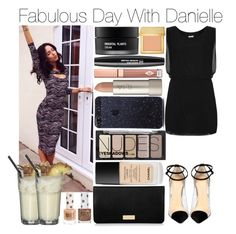 """""""fabulous Day With Danielle !!"""" by amanda-432 ❤ liked on Polyvore featuring WalG, Henri Bendel, Chanel, CHI, H&M, Ilia, Charlotte Tilbury, Koh Gen Do, AERIN and Topshop"""