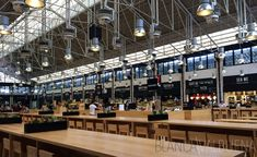 Time Out has just transformed Lisbon's main market hall into a foodie hangout that brings together some of the city's favourite food shops and restaurants. Meet the new Mercado da Ribeira, Av. 24 de Julho (Cais do Sodré)