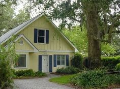 Private Homes Vacation Rental - VRBO 104393 - 3 BR St. Simons Island House in GA, Adorable Cottage W/Pool! Near Village Beach 3BR/2bath