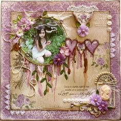Layout: Fairytale **Maja Design Team** by Gabrielle Pollacco