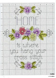 Home is where......