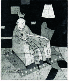 King King, Illustration, Painting, Art, Art Background, Illustrations, Painting Art, Kunst, Paintings