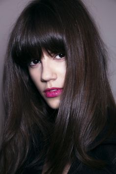 The 50 Best Bangs for Fall 2015 | Daily Makeover