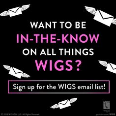 Waiting for WIGS news? Have you signed up for our mailing list yet? http://wigs.ly/13F0tJp #watchwigs www.youtube.com/wigs