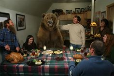 Find out what this grizzly bear is so thankful for this Thanksgiving on Thanksgiving USA November 17, 2012 at 6pm ET/3pm PT on Angel Two (CH 153).