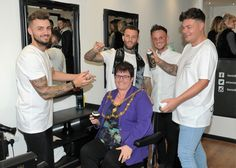 Two Local Gents Open New Barber Shop In Dunstable