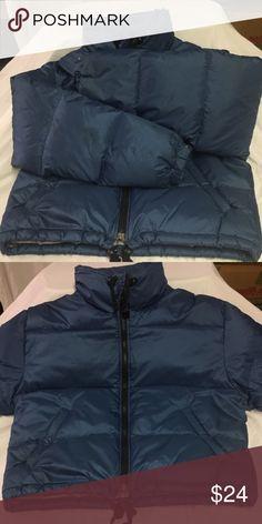 25a40c317e58 American Eagle Goose Down puffer jacket Vintage American Eagle Goose Down  puffer jacket. Snap option