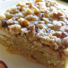 Great Pumpkin Dessert - made with yellow cake mix