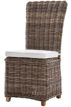 Details About Ralph Lauren Rattan Chair With Black Upholstery, Pair  Available | Upholstery, Ralph Lauren And Withu003cbr/u003e