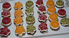 Krásne nepečené koláčiky, do ktorých sa zamilujete: Krása na tanieri a symfónia pre vaše chuťové poháriky!