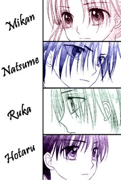 The main characters in Gakuen Alice ( Alice Academy), I'm in love with this manga. Do you like it too? Which character you like the most?:)
