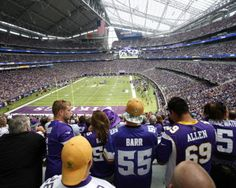 Vikings going all out for home debut of US Bank Stadium including the Viking War Chant made popular by the Icelandic soccer team this summer and a halftime tribute for Prince from the producer of the Sochi Olympics closing ceremony.  http://ift.tt/2cAQnm8 Submitted September 15 2016 at 11:28AM by schwertfeger via reddit http://ift.tt/2cQYr2U