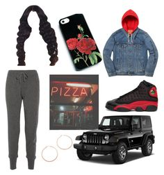 """""""""""Right My Wrongs""""~Bryson Tiller"""" by lovvveeeeee ❤ liked on Polyvore featuring NIKE, Wrangler, Jennifer Zeuner and Calvin Klein Collection"""