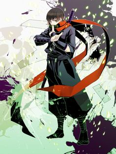 Hetalia-Japan.(Ninja Form)