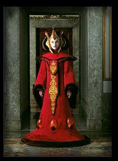 Star Wars Padme' Amidala Theed Throne Room Dress