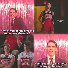 "#Glee 6x05 ""The Hurt Locker, Part two"""