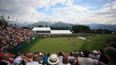 European Tour in Crans-sur-Sierre Golf Club, Crans Montana/Schweiz - VORBERICHT!