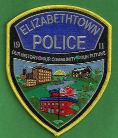 Elizabethtown PD PA