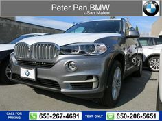2016 BMW X5 eDrive xDrive40e 1 miles Call for Price 1 miles 650-267-4691 Transmission: Automatic  #BMW #X5 eDrive #used #cars #PeterPanBMW #SanMateo #CA #tapcars