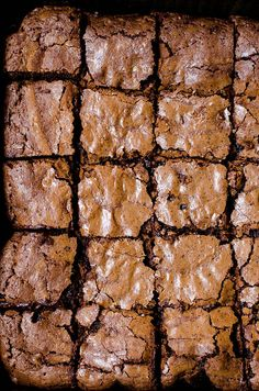 Classic Double Chocolate Brownies