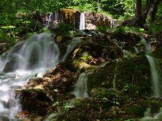 Moštenické travertíny 1 Waterfall, Nature, Bb, Outdoor, Outdoors, Naturaleza, Waterfalls, Outdoor Games, Nature Illustration