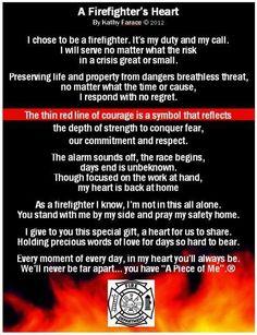 firefighters heart  www.firefighterwife.com