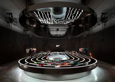 Nike Free 2013 installation by Studio at Large, Beijing exhibit design