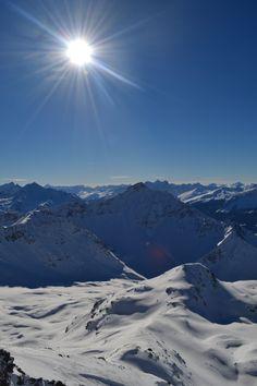Rothorn : Graubünden - Lenzerheide
